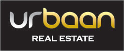 Urbaan Real Estate Logo