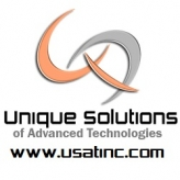 Unique Solutions of Advanced Technologies Inc Logo