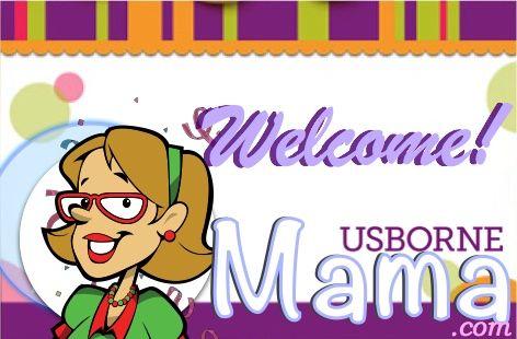 UsborneMama.com Logo