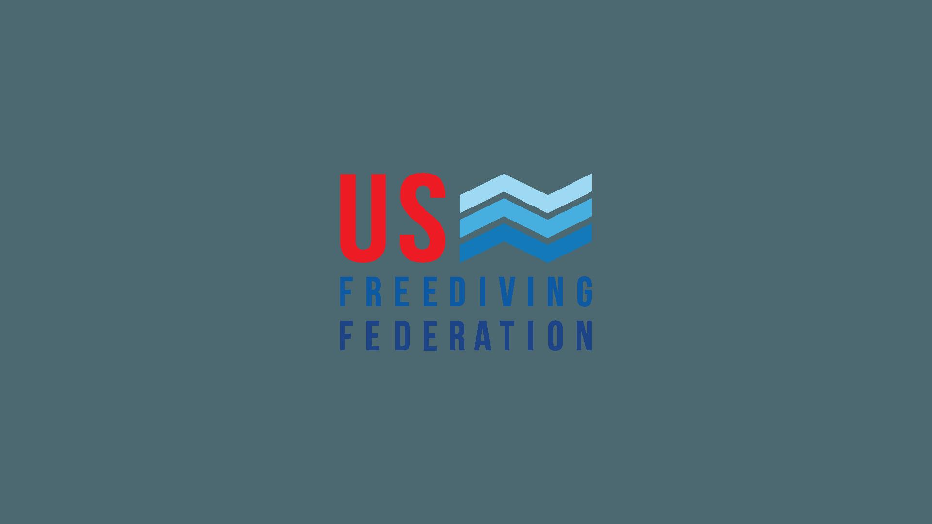 U.S. Freediving Federation Logo