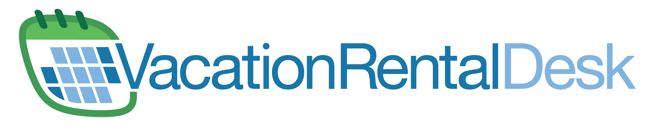 Vacation Rental Desk Logo