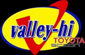 Valley Hi Toyota Logo