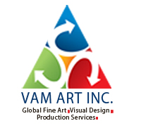 VAM Art Inc. Logo