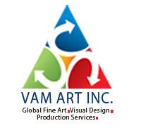 VAM Art Inc. Logo