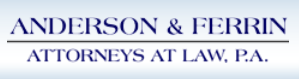 Anderson and Ferrin Attorneys at Law P.A. Logo