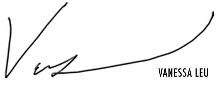 Vanessa Leu Fine Jewelry Logo