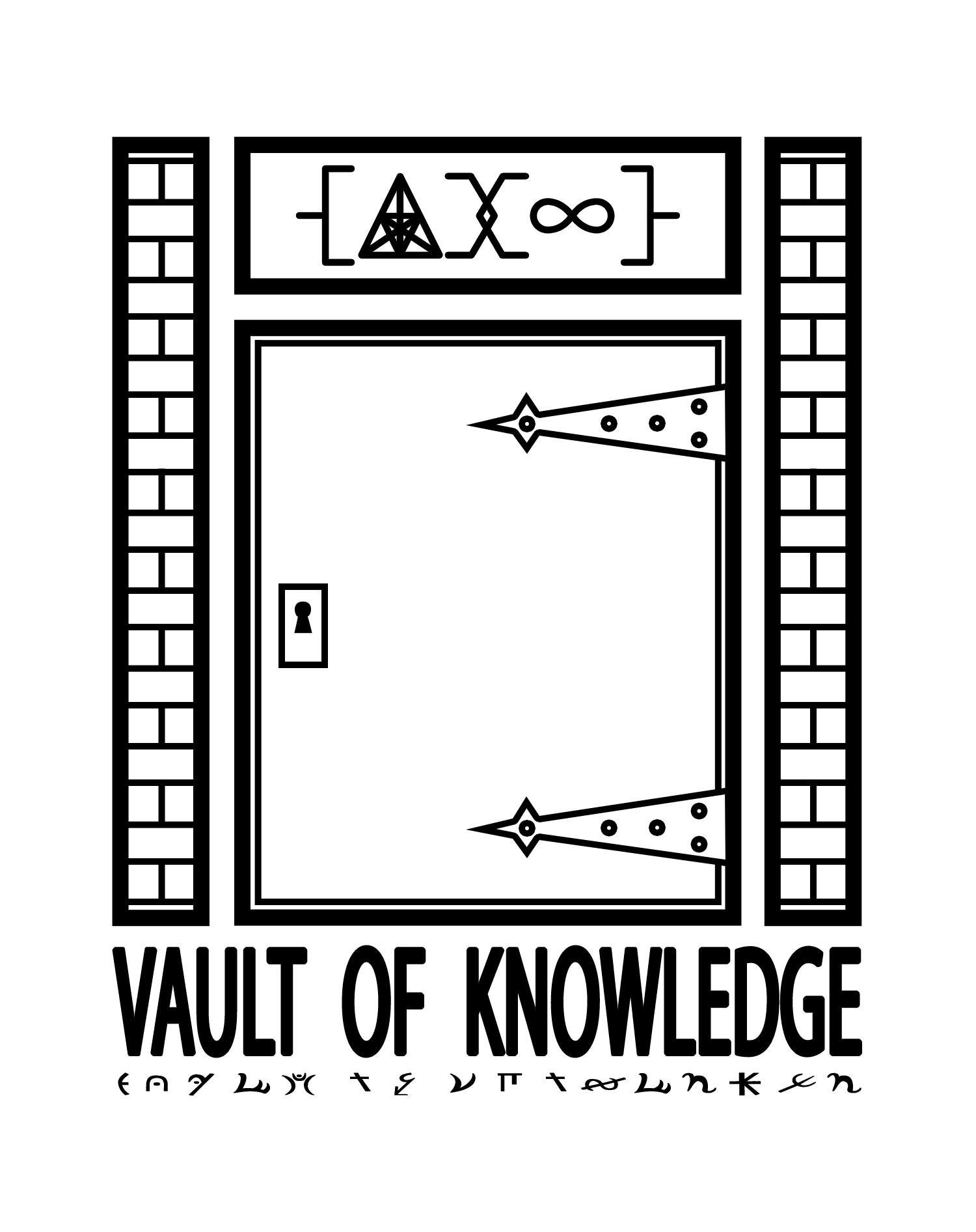 Vault Of Knowledge Logo