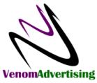 Venom Advertising Logo