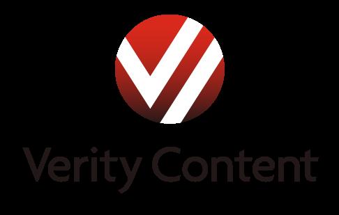 Verity Content Logo