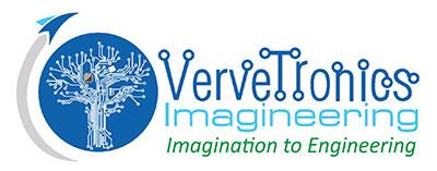 VerveTronics | Embedded & IoT Product Development Logo