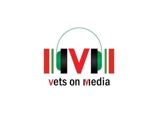 Vets on Media Logo