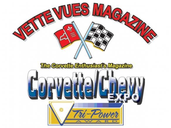 Vette Vues Magazine & Corvette/Chevy Expo Logo