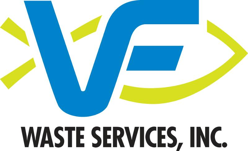 V.F. Waste Services Logo