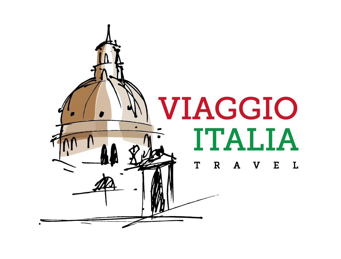 Viaggio Italia Travel Logo