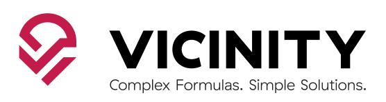 Vicinity Manufacturing Logo