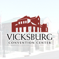 Vicksburg Convention Center Logo