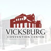 Vicksburg Convention Center Logo