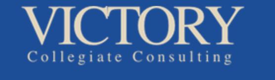 Victory Collegiate Consulting Logo