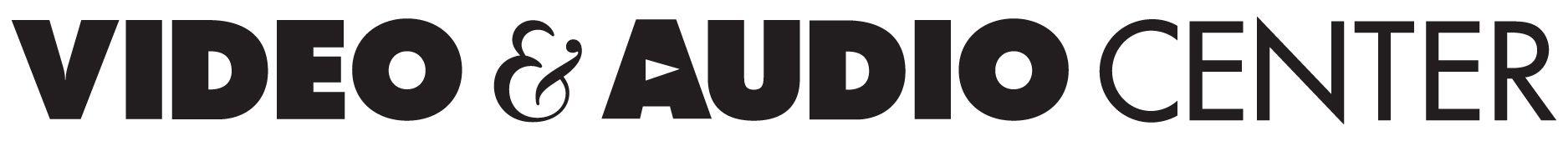 Video & Audio Center Logo