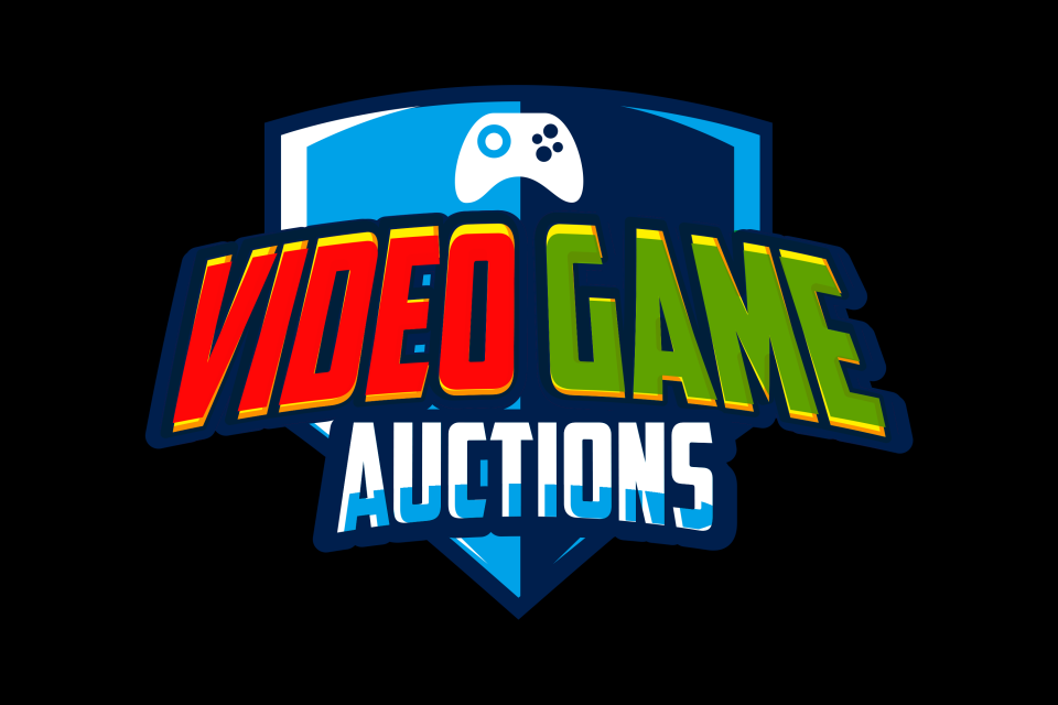 videogameauctions Logo