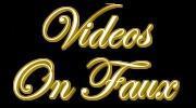 Videos On faux Logo