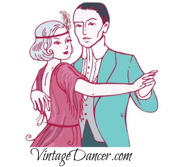 Vintage Dancer Logo
