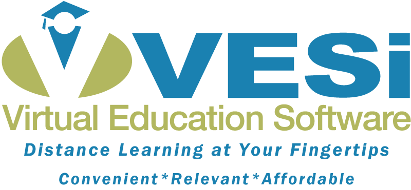 Virtual Education Software, inc. Logo