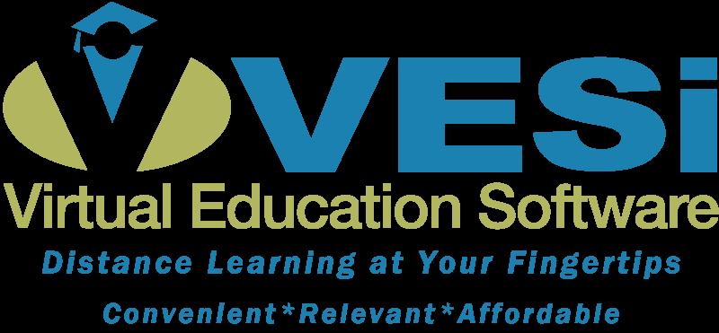 Virtual Education Software, inc. Logo