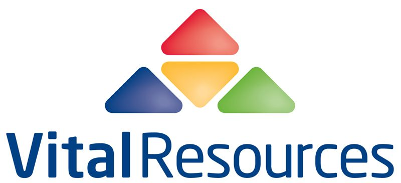 Vital Resources Logo