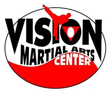 Vision Martial arts Center Logo