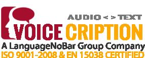 Voicecription Logo