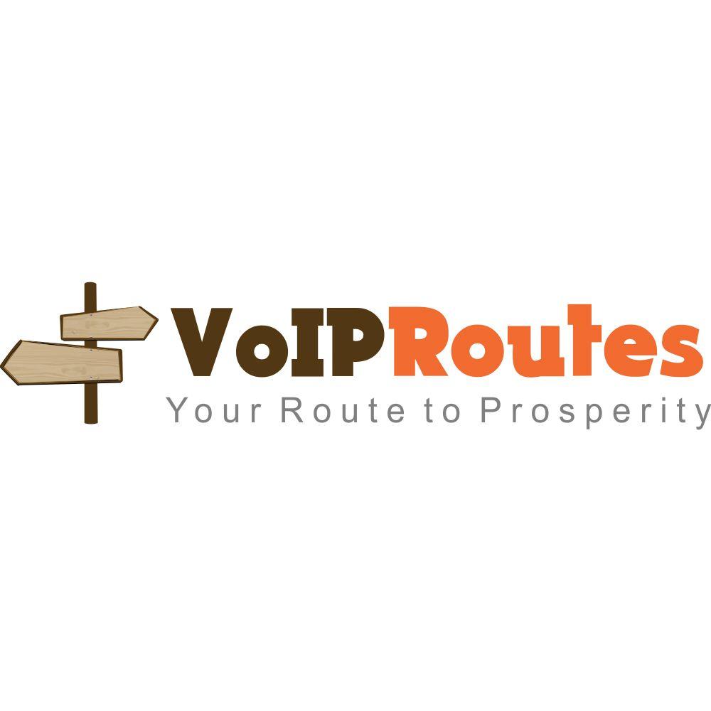 VoIP Routes Logo