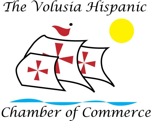 Volusia Hispanic Chamber of Commerce Logo