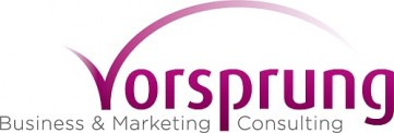 Vorsprung Business & Marketing Consulting Logo