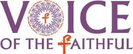 Voice of the Faithful Logo