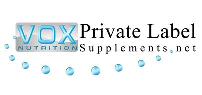 Vox Private Label Supplements Logo