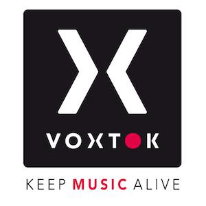 voxtok Logo