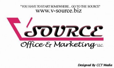 V-Source Office & Marketing LLC Logo