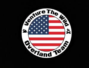 Venturethewild.com Logo