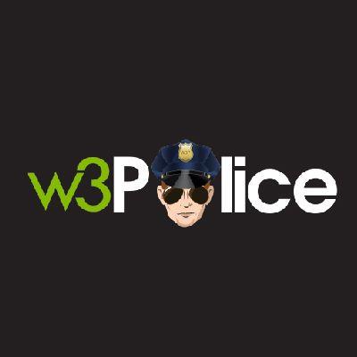 w3Police Logo