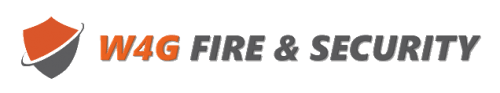 W4G Fire & Security Logo