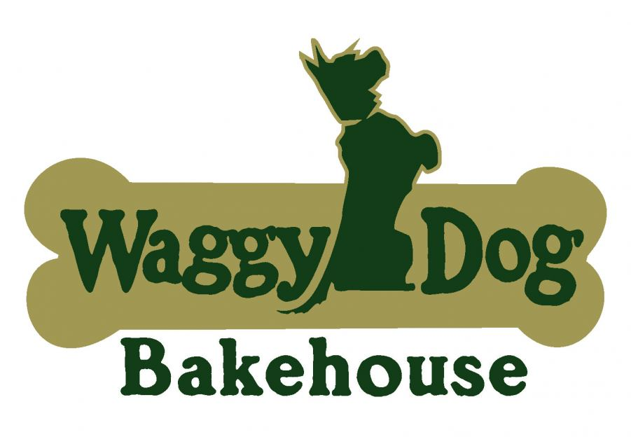 Waggy Dog Bakehouse Logo