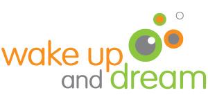 wakeupanddream Logo