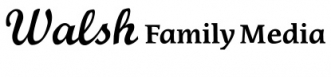 Walsh Family Media Logo