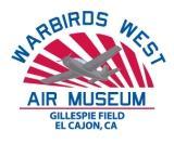 Warbirds West Air Museum, Inc Logo