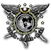 Vision Strike Logo