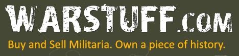 WARSTUFF Logo