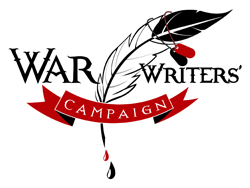 The War Writers' Campaign, Inc. Logo