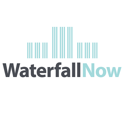 WaterfallNow Logo