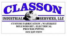 Classon Industrial Services LLC Logo